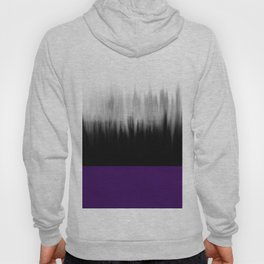 Asexuality Spectrum Flag Hoody