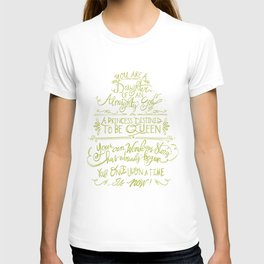 Daughter of an Almighty God T-shirt