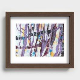 Radici aeree, studio1 Recessed Framed Print