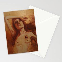 Mourning After Stationery Cards