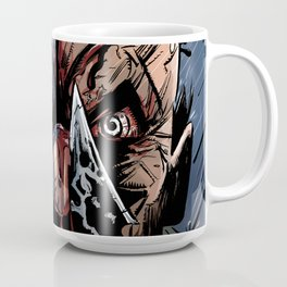 WRATH OF GOD - Seven Coffee Mug