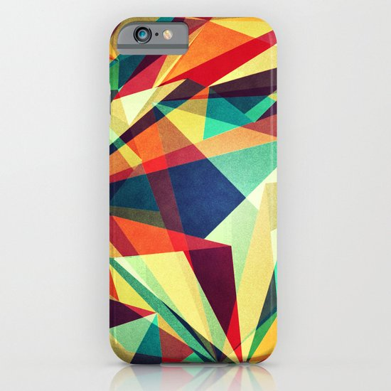 Broken Rainbow iPhone & iPod Case