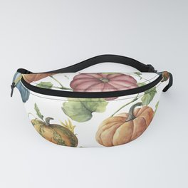 PUMPKINS WATERCOLOR Fanny Pack