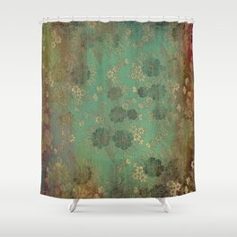 Grenada Floral 1 Shower Curtain