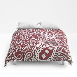 Americana Bandana Design Comforters