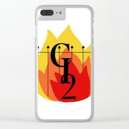 CI2 Clear iPhone Case