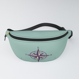 Nowhere Compass Fanny Pack