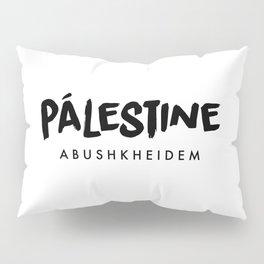 Abushkheidem x Palestine Pillow Sham