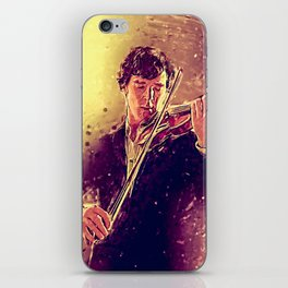 The Violin iPhone Skin