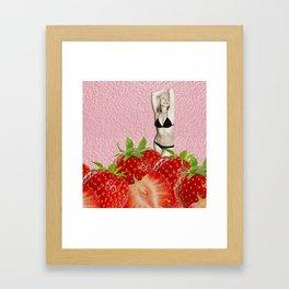 strawdebbie Framed Art Print