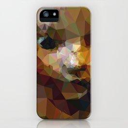 Geometric Doll iPhone Case