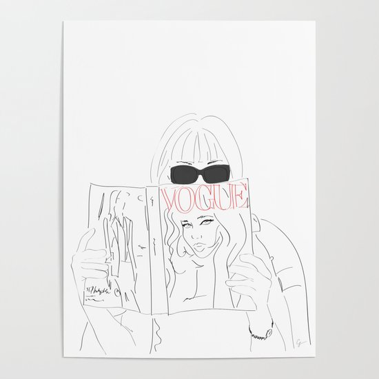 Anna Fashion Editor by carrielymandesigns
