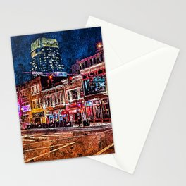 Nashville, Tennessee Stationery Cards