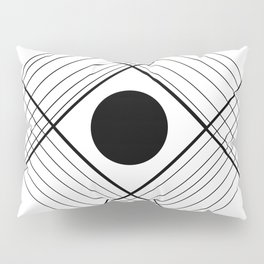 Interlaced Lines Pillow Sham
