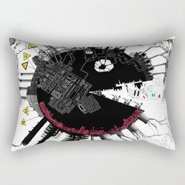 Lost Heaven Rectangular Pillow