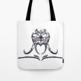 Imirik Crimsonfang, The Red Angel Tote Bag