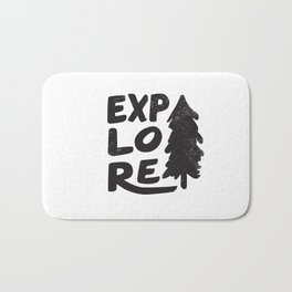 Explore Bath Mat