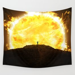 Rise of the Sun Wall Tapestry