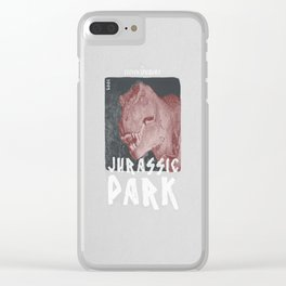 Jurassic Park | Steven Spielberg Clear iPhone Case