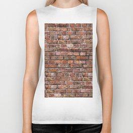 Brick Wall Biker Tank