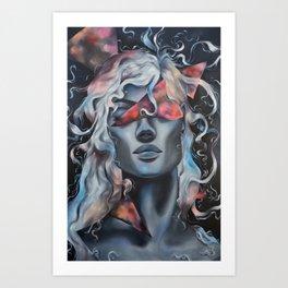 The Threshold Art Print