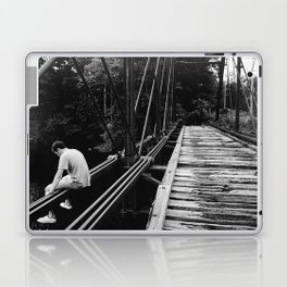 Boy on the Edge Laptop & iPad Skin