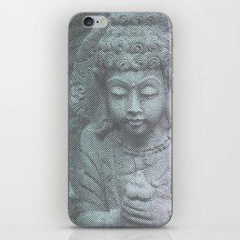 Buddha-licious iPhone Skin