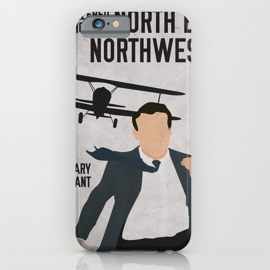 Alfred Hitchcock's North By Northwest Movie Print iPhone & iPod Case
