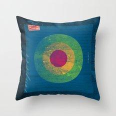 Impact Throw Pillow