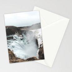 Gullfoss - Landscape Photography Stationery Cards