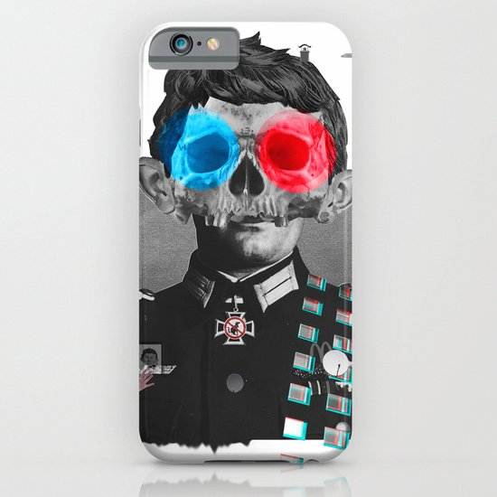 War Collage 2b iPhone & iPod Case