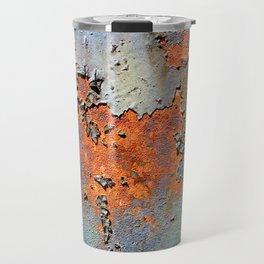 Rusted and Peeling 3 Travel Mug