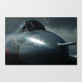 The Vulcan Canvas Print