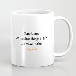 To Smile Is to Heal Coffee Mug