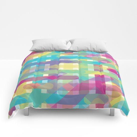 Interceptions Comforters