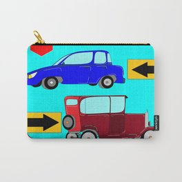 Car, Carro, Coche, Voiture, Wagen Carry-All Pouch