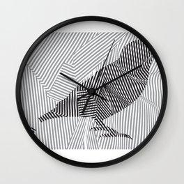Put a Broken Bird On It! Wall Clock