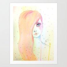 Ponephy Art Print