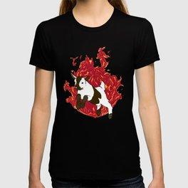 Fire goat T-shirt