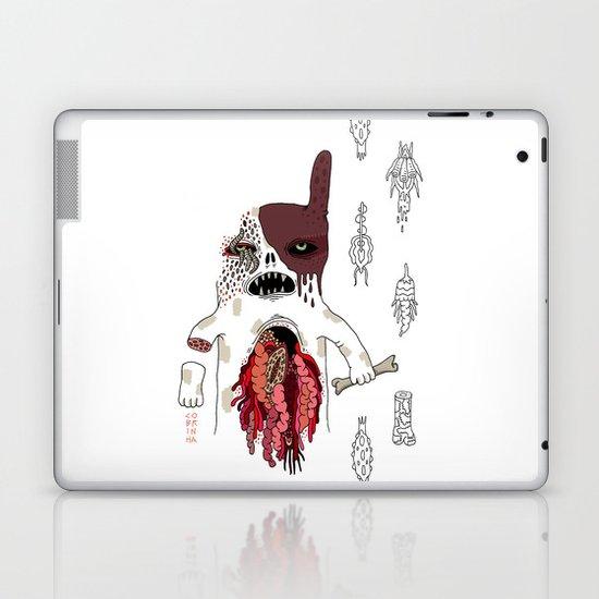 Zombie Dog Laptop & iPad Skin