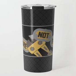 We Are Not Things Travel Mug
