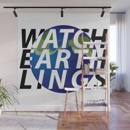watch earthlings Wall Mural