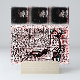 Eleven Stranger Upside Downs Mini Art Print