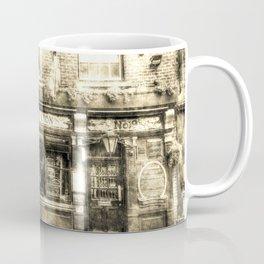 The Golden Lion Pub York Vintage Coffee Mug