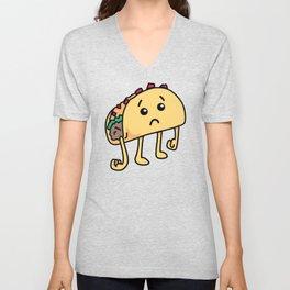 Sad Taco - Not Tuedsay Unisex V-Neck