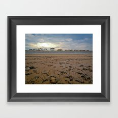 Walney Island Framed Art Print