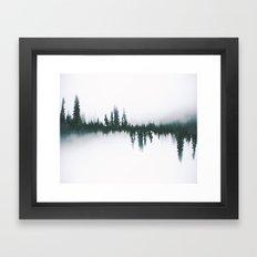 Serenity III Framed Art Print