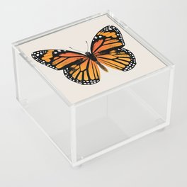 Monarch Butterfly Acrylic Box