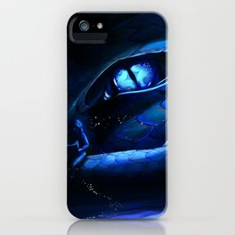 The Dragon and the Scholar iPhone Case