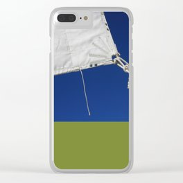 Turks and Caicos 01 (limited edition 30/30) Clear iPhone Case